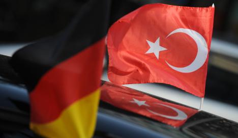 Turkish 'spies' arrested at Frankfurt airport