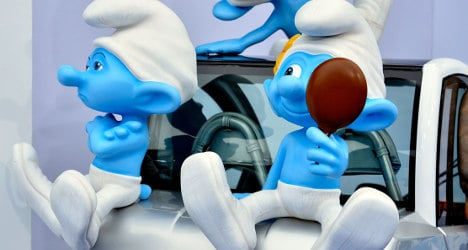 Spain to get world's only Smurf theme park