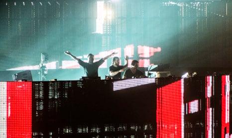 Swedish House Mafia stars reunite for summer