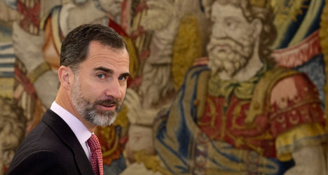King's Xmas speech hit by royal fraud case