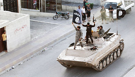 Warrant out for Danish 'severed head' jihadist