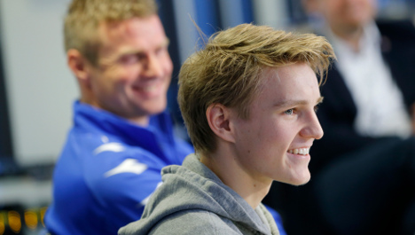 'Money didn't bring me to Madrid': Ødegaard