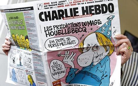 Charlie Hebdo stood by Danish newspaper