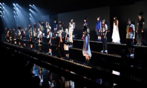 The future is men's fashion: Italian Pompilio