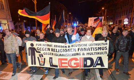 Legida expects 60,000 marchers in Leipzig