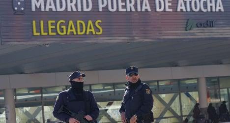 Spain to draw up new antiterrorism measures