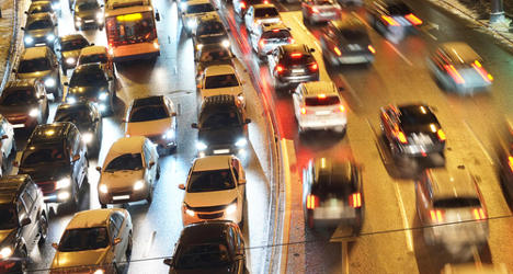 Spain road deaths hit record low in 2014