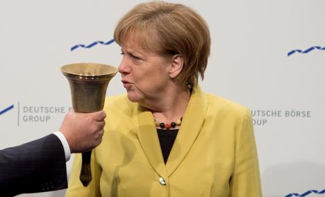 ECB plans no substitute for reform: Merkel