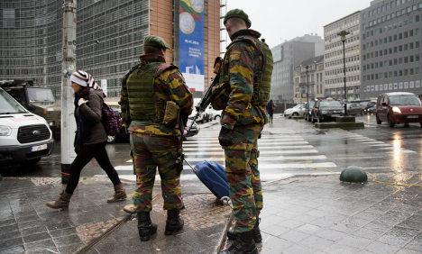 Sweden backs stronger EU terror cooperation