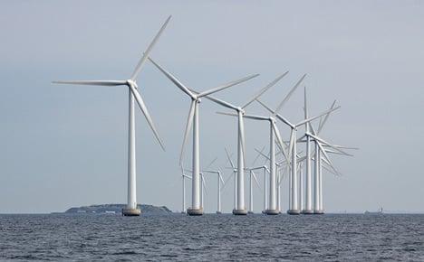 Danish wind energy has record year