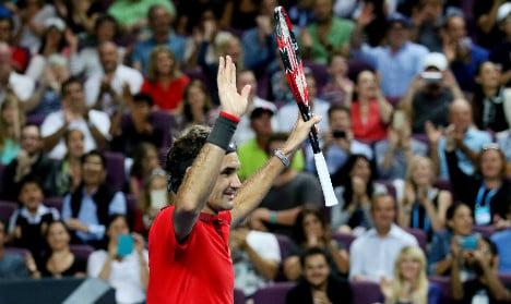 Federer sounds confident Down Under
