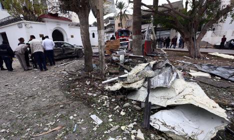 Italian doctor reported missing in Libya