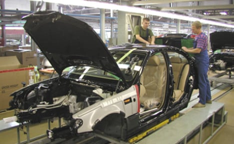 German firms hurting over Russia sanctions
