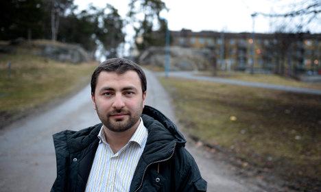 'Sweden's Islamophobia is getting stronger'