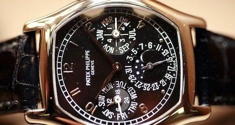 Luxury watch brand to invest heavily in Geneva