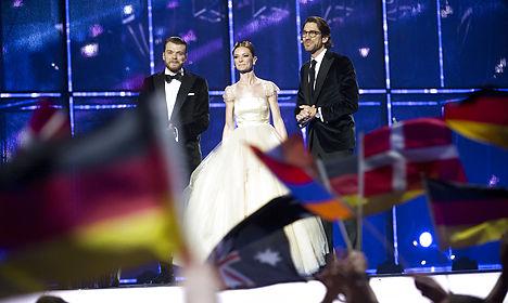 Tourist group tries to fix Eurovision mess