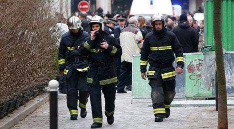 Merkel condemns 'despicable' Paris attack