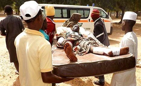 Denmark sends help to Boko Haram victims