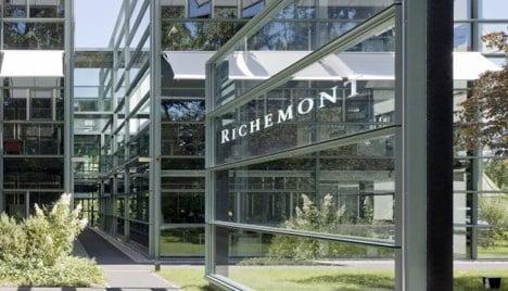 Richemont shares pummelled as franc rises