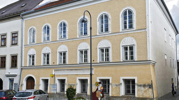 Hitler's childhood home in legal battle