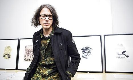 Swedish artist Dan Park attacked in Copenhagen