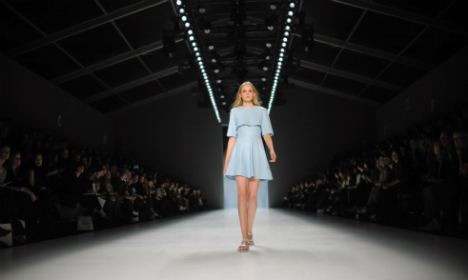 Berlin fashion week opens amidst 'upheaval'