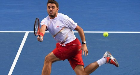 Wawrinka prepares for Aussie Open in India