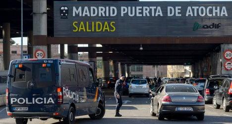 Madrid Atocha bomb scare 'a false alarm'