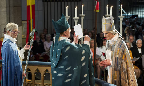 Only one in ten Swedes trusts religious leaders