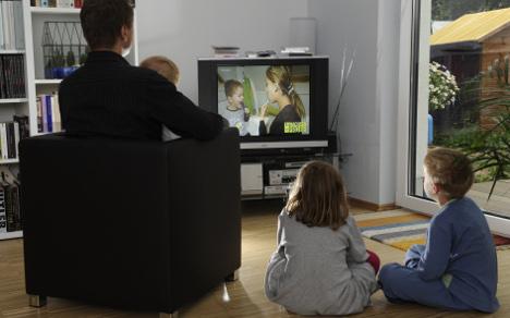 German kids 'growing up sitting down'