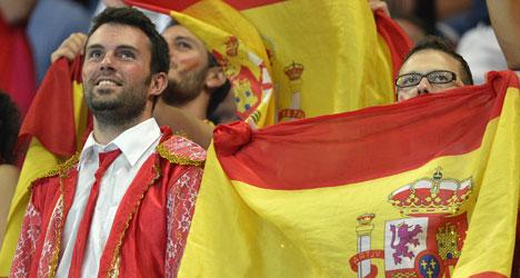Qatar 'buys' noisy Spanish handball fans