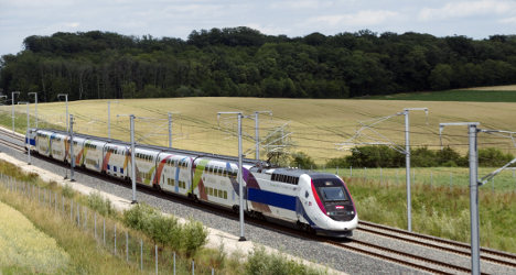 French railway gears up to install Wi-Fi on trains