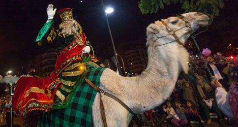 Spain: where kings are cooler than Santa