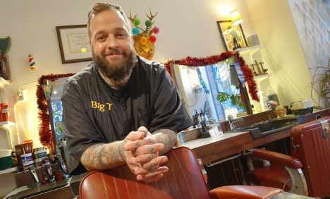 Five snappy barber shops in Stockholm