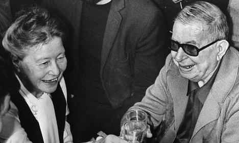 Secret Nobel notes explain Sartre mix-up