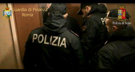 Italy swoops against notorious 'Ndrangheta