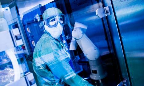 Danish Ebola vaccine enters human trials