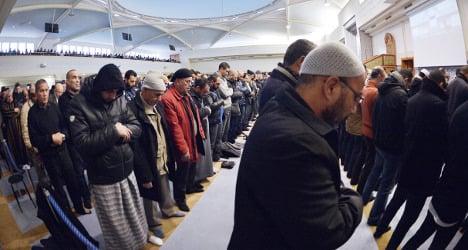 Muslims pray for France as reprisals soar