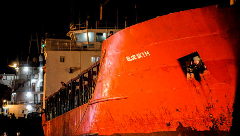 Syrian migrant became 'captain' of 'ghost ship'