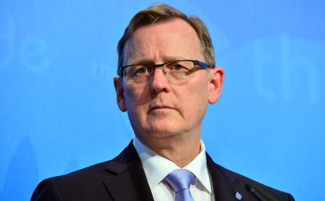 CDU accused of bribery to block Linke