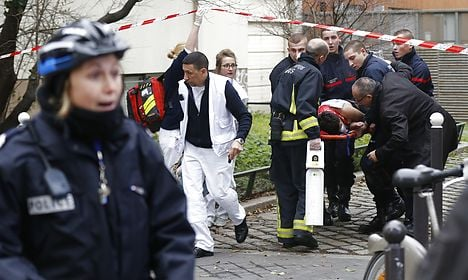 PM condemns 'brutal' attack on French mag