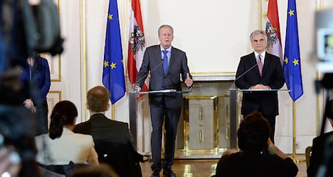 Austria's €290m plan to fight terror