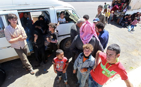 Germany tops asylum application table: UN