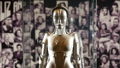 Metropolis: Grandfather of Sci-Fi Films
