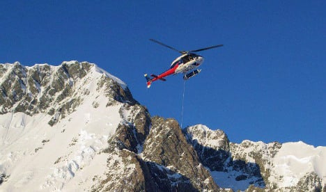 Fears mount for missing German climbers