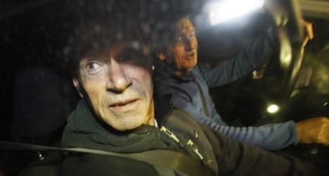 Eta kingpin arrested over 1987 terror attack