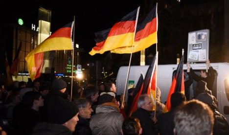 Pegida marches possible Islamist target: report
