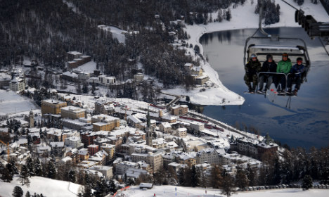 Free-spending Russians flock to St Moritz