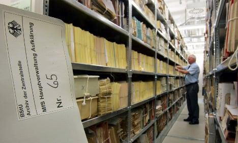 Stasi documents trove released online