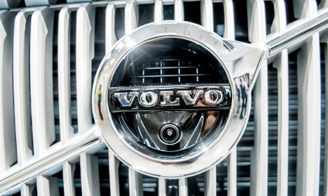 China expansion sees Volvo Cars hit sales high